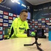 Cheryshev en rueda de prensa