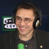Juan Carlos Monedero de Onda Cero
