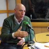 José Antonio Díez, líder del PSOE leonés en Onda Cero León