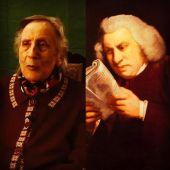 Gertrudis de la Fuente y Samuel Johnson