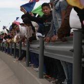 Muestran su rechazo a la política migratoria de Donald Trump