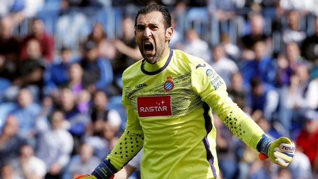 """Diego López: """"El primer gol nos ha roto psicológicamente"""""""