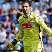 El portero del RCD Espanyol, Diego López.