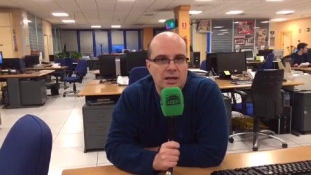"""MisterChip: """"El Madrid ha marcado por primera vez en su historia en 42 partidos oficiales consecutivos"""""""
