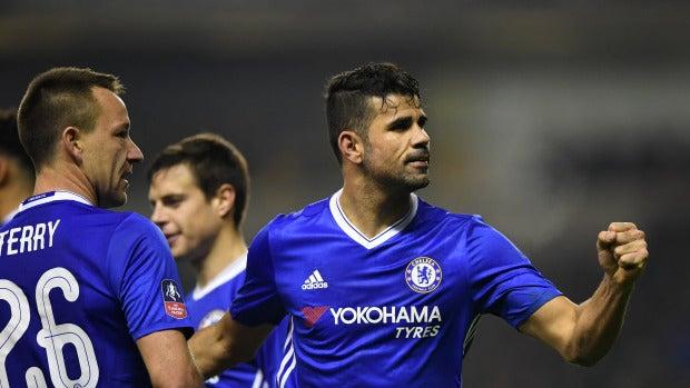 """Diego Costa: """"Si el Chelsea quiere venderme y llega una buena oferta del Atlético, me lo pensaré"""""""