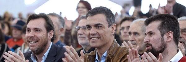 Pedro Sánchez en Valladolid