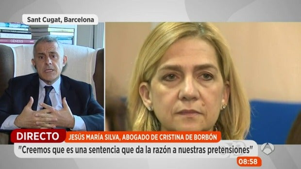 """Uno de los abogados de la infanta Cristina: """"El juicio paralelo ha sido durísimo"""""""