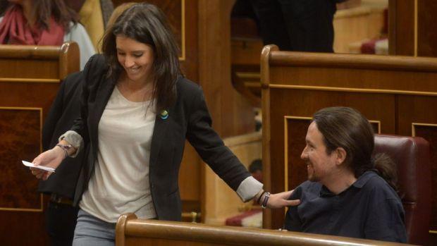 Rubén Amón indulta a Irene Montero tras un fin de semana de intensa actividad tuitera