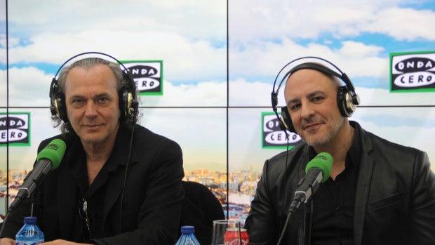 """José Coronado y Roberto Álamo: """"Es un error que alguien que gobierna diga que no ve cine español"""""""