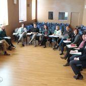 Els agents implicats en el projecte Medes s'han reunit recentment per a avançar en la metodologia de la mediació escolar i exportar-los a Europa.