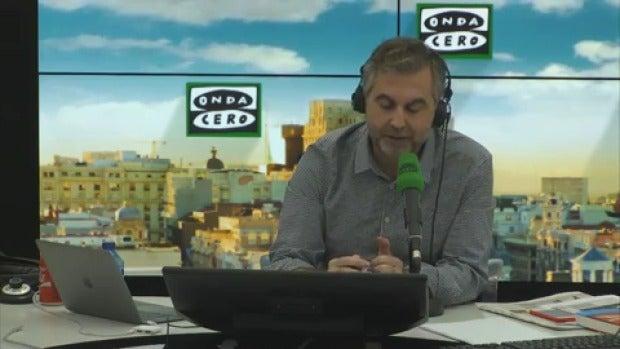 """Monólogo de Alsina: """"La presunción de inocencia del presidente de Murcia no está en cuestión en el pulso Rajoy-Rivera"""""""