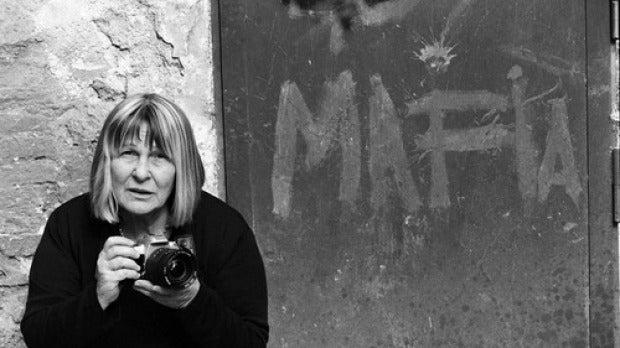 La Cultureta 3x24: Letizia Battaglia, la fotógrafa de la mafia