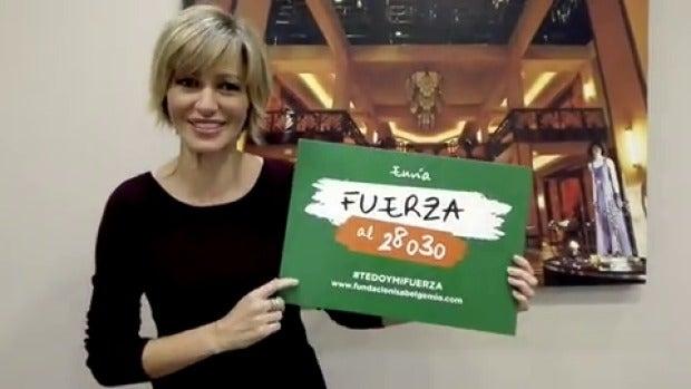 """Frame 17.937515 de: Susanna Griso: """"La investigación es primordial"""""""