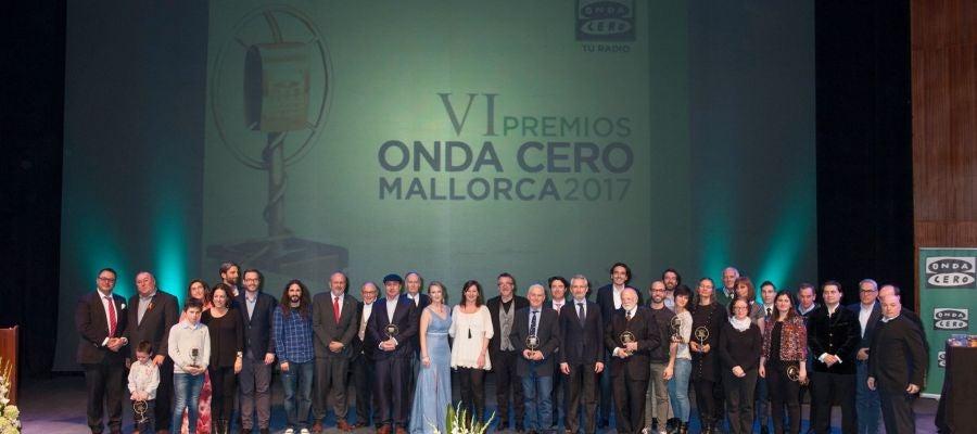 VI Premios Onda Cero Mallorca