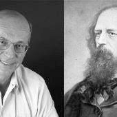 Lord Albert Tennyson y Boris Cyrulnik