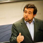 Secretario general de C's en el Congreso, Miguel Gutiérrez