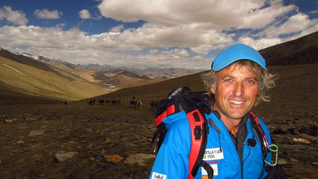 """Jesús Calleja: """"La posibilidad de acabar este Dakar sería como ganarlo para mí"""""""