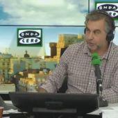 """Frame 170.486498 de: Carlos Alsina: """"En lugar de 'Yo soy euskaldún' el programa debería haberse titulado 'Yo soy un cretino'"""""""
