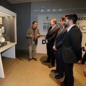 El presidente, Ximo Puig, ha conocido el proyecto junto a responsables municipales.