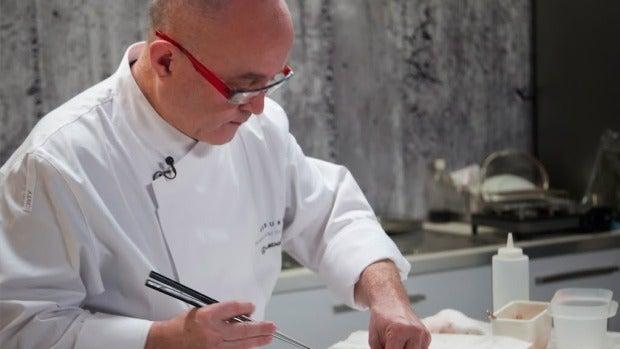 """Ricardo Sanz: """"Hoy en día los chefs tenemos que saber de todo. Es un deporte de riesgo""""."""
