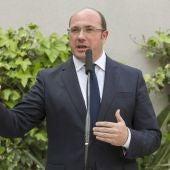 Pedro Antonio Sánchez, presidente de Murcia