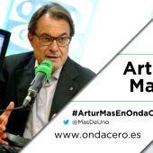 Artur Más en Más de uno