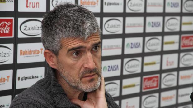 """Roberto Olabe: """"Hemos trabajado tres meses en Arabia Saudí, los entrenadores pueden estar tranquilos"""""""