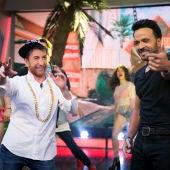 Luis Fonsi le enseña a Pablo Motos la Coreografía de 'Despacito'