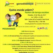 Vila-real informarà sobre la jornada contínua este pròxim dissabte 18 de març en la sala de conferències de Caixa Rural Vila-real.