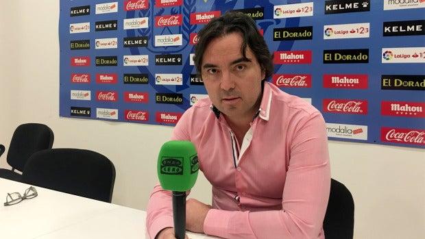 """Raúl Martín Presa: """"Si hemos fichado otro entrenador es porque creemos que nos podemos salvar"""""""