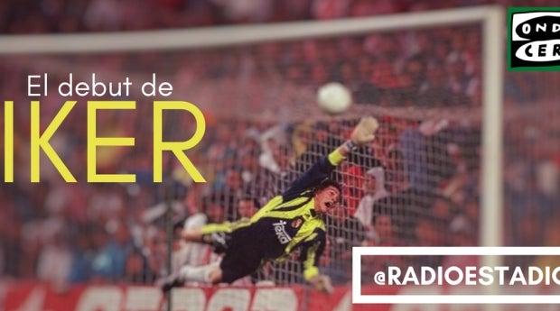 Se cumplen 18 años del debut de Iker Casillas con el Real Madrid