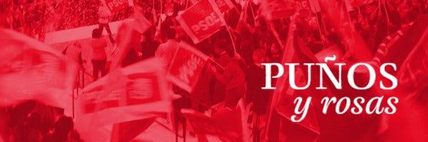 Puños y rosas, el blog sobre las primarias del PSOE de Bárbara Ruiz