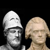 Pericles y Jefferson