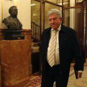 El diputado Pedro Quevedo