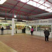 Segunda planta del Mercado Central de Elche.