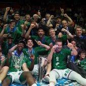 Unicaja campeón de Eurocup