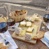 España arrasa en quesos, vinos y aceites.