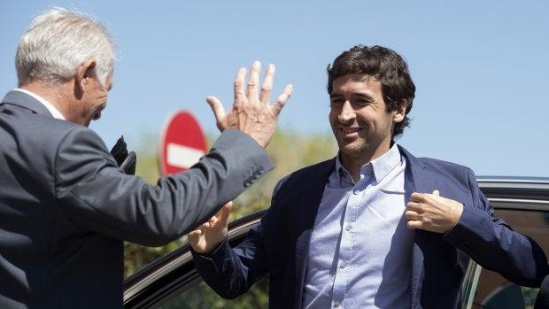 """Raúl González: """"Empezaré a trabajar en el Real Madrid el 1 de julio cerca de la Dirección General"""""""