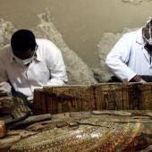 Tumba casi intacta de un alcalde de la antigua cuidad de Luxor