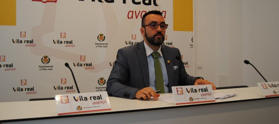 L'alcalde José Benlloch anuncia els romanents de 2016, que seran inclosos en el pressupost d'enguany.