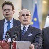 El primer ministro francés, Bernard Cazeneuve