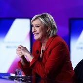 Marine Le Pen, la candidata a las elecciones presidenciales francesas por el partido Frente Nacional