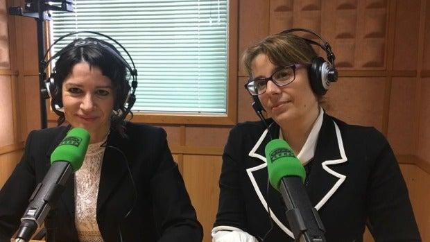 La magistrada del TSJC Gloria Poyatos y la fiscal Inés Herreros explican en Onda Cero el contenido de sentencias machistas muy habituales en la justicia española