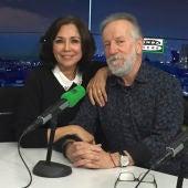 Isabel Gemio y Pancho Varona