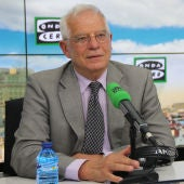 Josep Borrell en Onda Cero
