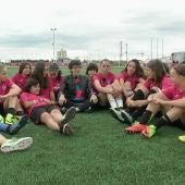 """Las jugadoras del AEM de Lleida que ganaron una liga de hombres: """"Un niño nos dijo que sólo servíamos para limpiar"""""""