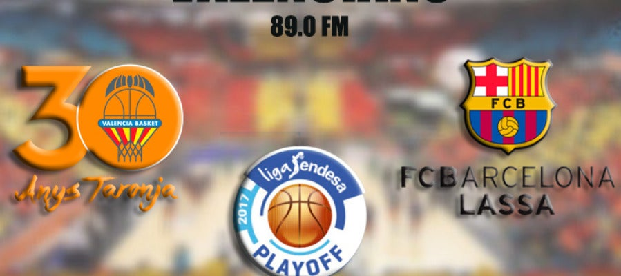 Valencia Basket primer partido