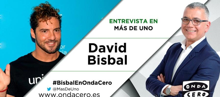 David Bisbal en Onda Cero