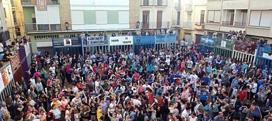 Las fiestas congregarán a multitud de ciudadanos.
