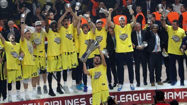 Obradovic corona al Fenerbahce en la Final Four de Estambul